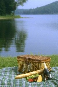 Go on a Romantic Fall Picnic with a budget: Here's how!