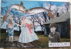 Postcard QUEEN!!!