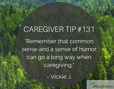 Caregiver Tip #131