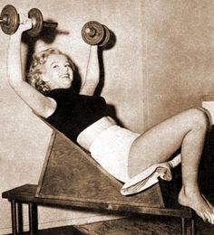 MM lifting weights