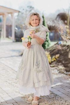 b15182b427ec Ewa i Walla Kleid Voile Soft Mint 55496   Ankleiderei   Skandinavische Mode von  Ewa i Walla