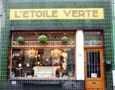 Bruxelles – Vitrines kitsch, moderne, décalée, vintage…