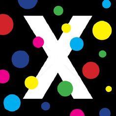 Buchstabe / Letter - X