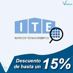 Más de un 15% de descuento en la inspección técnica de tu casa. Consulta la oferta completa en www.ofertasdelempleado.com