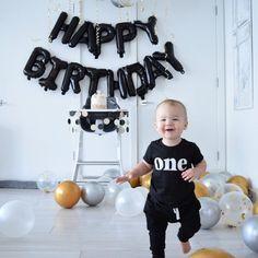 First Birthday Outfits Boy, Boys First Birthday Party Ideas, 1st Birthday Shirts, 1st Boy Birthday, Boy Birthday Parties, Halloween 1st Birthdays, Halloween First Birthday, 1st Birthday Party Favors, First Birthdays