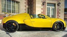 Bugatti Veyron | via TopGear Malaysia