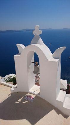 The Door of Heaven #Oia #Santorini #Greece