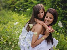 beautiful Mother & Daughter session