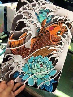 Gift ideas for cyclists [for all the bike lovers] Japanese Tattoo Art, Japanese Tattoo Designs, Japanese Sleeve Tattoos, Japanese Art, Tattoo Set, Cover Tattoo, Arm Tattoo, Bild Tattoos, Irezumi Tattoos