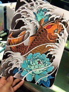 #carpa #tattoos #matheussantos52 Más
