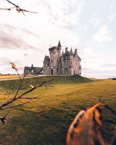 More than castles have been recorded in Scottish history. Want to call one of them home—at least for a night? At these gorgeous castle hotels in Scotland, you can live out your Outlander fairytale. Scotland Castles, Scottish Castles, Scotland Uk, Beautiful Castles, Beautiful Places, The Places Youll Go, Places To See, Isle Of Mull, Outlander