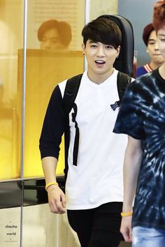 Airport Sungjin / DAY6