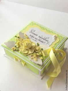 Pretty yellow box!