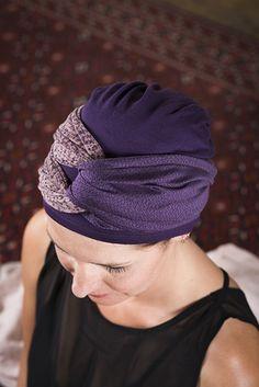 Donner du volume à son bandeau chimio   Bandeaux, foulards et chapeaux pour  chimiothérapie Foudre 0e82dd595df