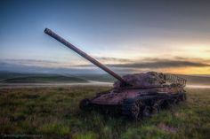 10 Mighty Tank Graveyards and Abandoned Battle Vehicles of the World