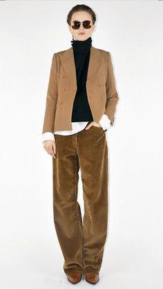 Style Work, Mode Style, Style Me, Fashion Mode, Look Fashion, Winter Fashion, Womens Fashion, Mode Outfits, Fashion Outfits