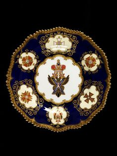 Plate | Coalport Porcelain Factory | V&A Search the Collections