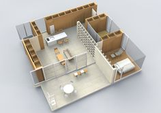 Furniture House shigeru ban 1993. - Pesquisa Google
