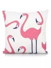 Flamingo Cushion - 43x43cm