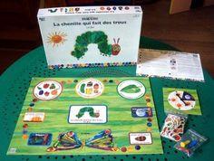 JeuxSoc - jeu : LaChenille qui fait des trous (non mentionné, University Games, 2008)
