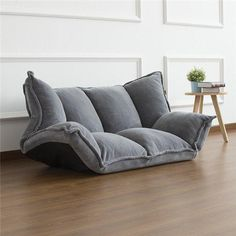 Lazy Couch Tatami Foldable Single Small Sofa Bed Computer Back Chair Floor Sofa We Take Customers As Our Gods Home Furniture