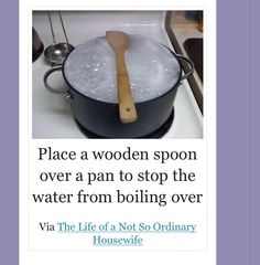 Household tip