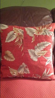 Custom made rememberance pillow Custom Made, Throw Pillows, Toss Pillows, Cushions, Decorative Pillows, Decor Pillows, Scatter Cushions