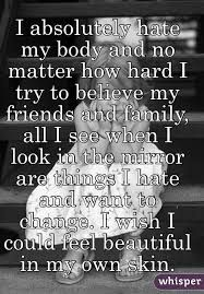 i hate my body - Google Search