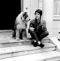 I've loved him since I was 6 years old. Paul. Not the dog.