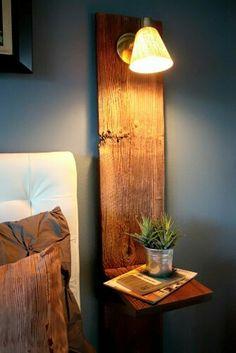 Alternative to side cupboard