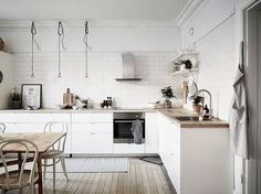 Oracle, Fox, Sunday, Sanctuary, Detail, Oriented, Black, and, white, Scandinavian, Interior, dining room, black and white
