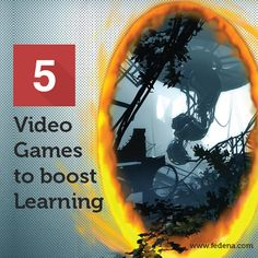 5 Video Games to Boost Learning - Fedena Blog