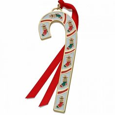 2013 Wallace Candy Cane 33rd Enamel
