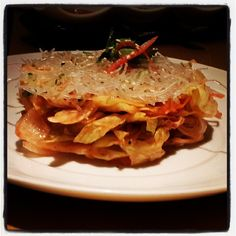 Kimchi Glass Noodle Salad Picture Courtesy : Mumbai Food Lovers