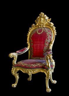 marinni | Из истории тронного кресла. Часть 1.