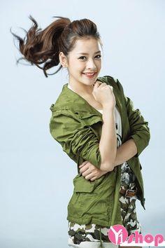 Kiểu tóc của hotgirl Chi Pu đẹp cuốn hút xinh xắn trong nắng hè 2016 phần 11