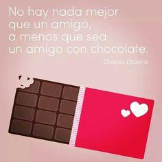 100 Mejores Imágenes De Frases Sobre El Chocolate En 2019