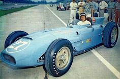 REVISED AND UPDATED — Mac's Motor City Garage takes a fond look back at maybe the greatest Indy cars ever, the fabulous roadsters. Indy Car Racing, Indy Cars, My Dream Car, Dream Cars, Best Car Photo, 500 Cars, Indianapolis Motor Speedway, Classic Race Cars, Old Race Cars