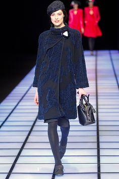 Nice coat Emporio Armani - Pasarela