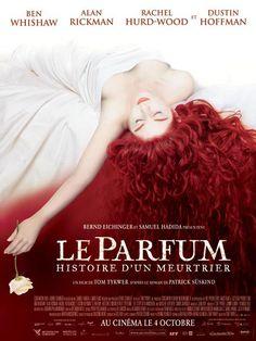 Belle affiche de cinéma du film Le Parfum (2006)