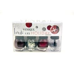 Venique Haute on Holiday. Starting at $4 on Tophatter.com!