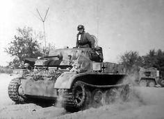 """Panzerspähwagen II Ausf. L (VK 13.03) """"Luchs"""" (Sd.Kfz. 123)"""