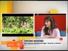 Tema La vide Contemporánea, Contexto: Los viajes Titulo: Turismo moderno: una manera diferente de viajar