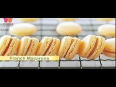 Como hacer Galletas Sandwich con Bake With Anna Olson  programa completo...