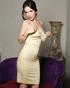 Natalia Oreiro, espléndida, iguales con el vestido :(