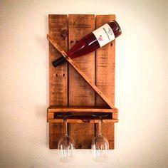 pallet wall bar