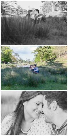 Engagement shoot bradgate park