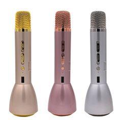 >> Click to Buy << Wireless Bluetooth K088 Speaker Microphone Singing Machine Portable Magic Karaoke Microphone #Affiliate