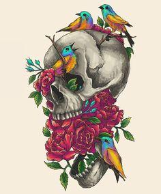 """""""When nature calls"""" by @opawapo Disponível em camiseta poster e capinha aqui: http://ift.tt/2ceL52w #artetododia"""