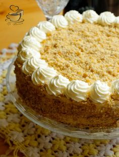 Chocolat Recipe, Food Cakes, Vanilla Cake, Tiramisu, Cake Recipes, Cooking Recipes, Sweets, Candy, Ethnic Recipes